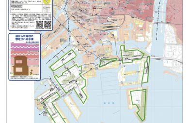 江東区高潮マップ